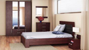 Модульная спальня: плюсы и минусы