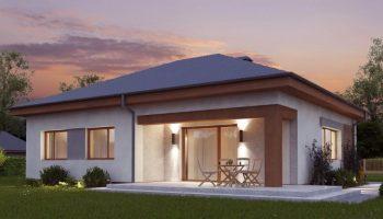 Как создать практичный проект дома до 100 квадратных метров