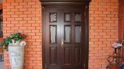 Как выбрать хорошие входные двери