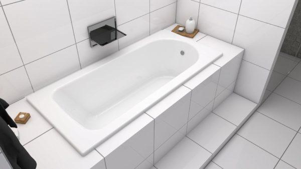 Основные свойства современных стальных ванн