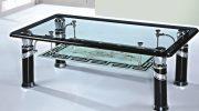 Виды стеклянной мебели: от столов до шкафов