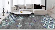 Особенности ковров из вискозы