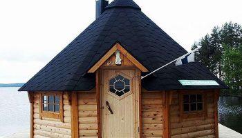 Готовим гриль домик к новому шашлычному сезону