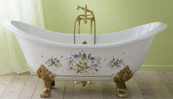 Советы по выбору чугунной ванны