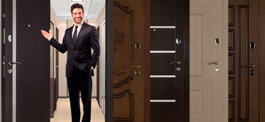 Важные аспекты выбора входной металлической двери