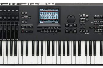 Электронные клавишные инструменты