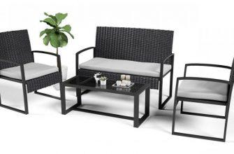 Как выбрать идеальную садовую мебель